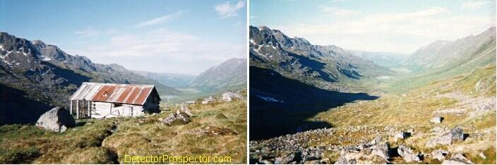 Views in Hatcher Pass, Alaska (Willow Creek Mining District)