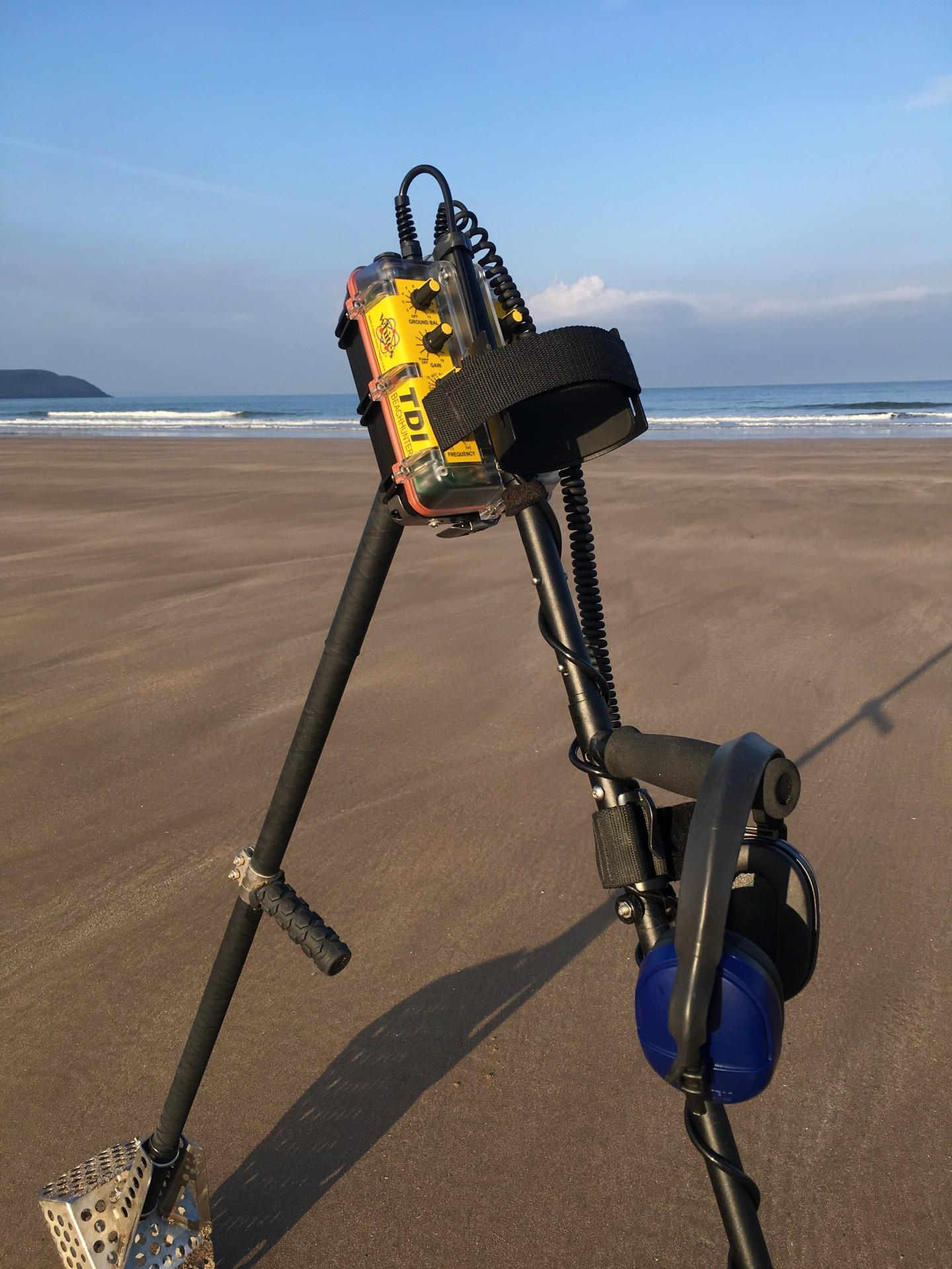 Beachhunters Password new whites tdi beach hunter - page 8 - white's metal