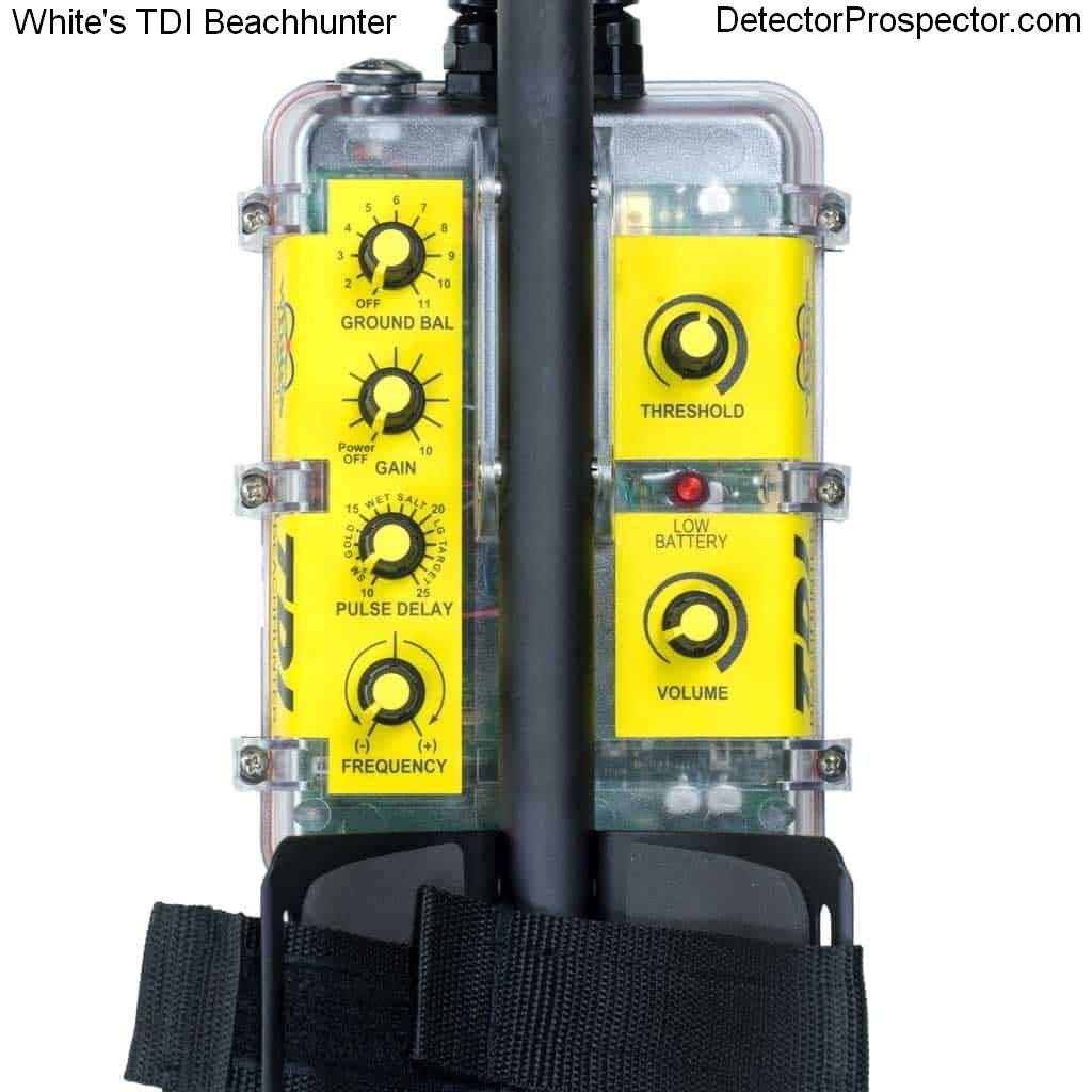 Beachhunters Password new whites tdi beach hunter - white's metal detectors